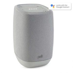 ENTERTAINMENT Polk Assist Smart Speaker with Built-in Google Assistant