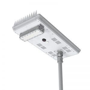 SOLAR SECURITY LIGHTING 20W Microwave Sensor Solar LED Street Light