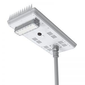 SOLAR SECURITY LIGHTING 30W Microwave Sensor Solar LED Street Light