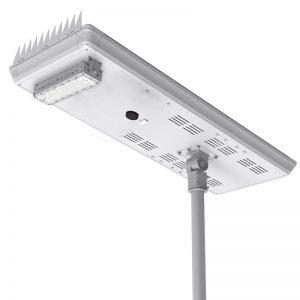 SOLAR SECURITY LIGHTING 50W Microwave Sensor Solar LED Street Light