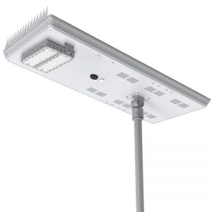 SOLAR SECURITY LIGHTING 60W Microwave Sensor Solar LED Street Light