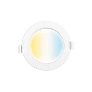 SMART Sync 8W CCT LED BT Mesh Downlight Round (White)