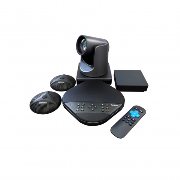 BizVideo_Conference_System_Front